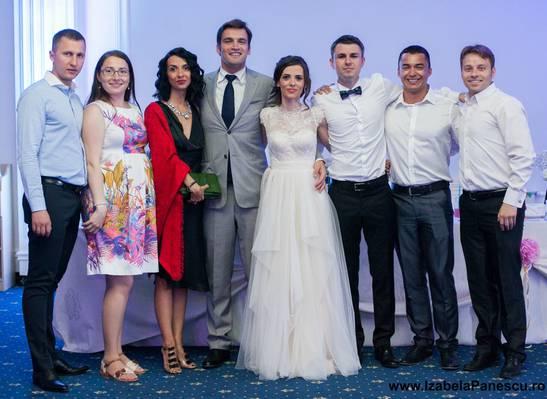 Andrei Baciu si Ioana Badulescu formeaza un cuplu de cativa ani