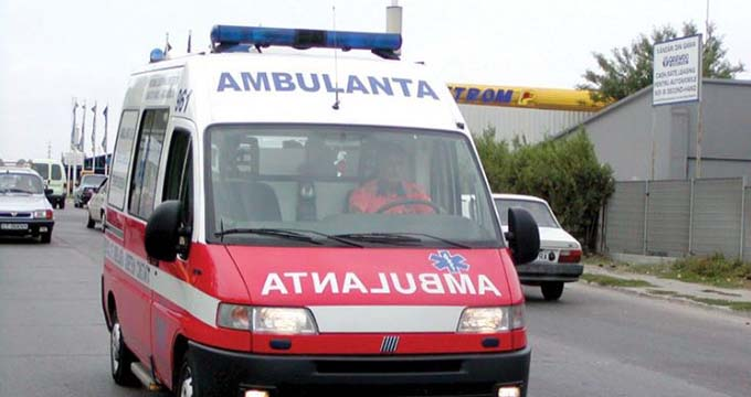 accident baneasa