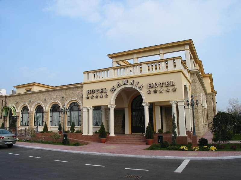 Hotelul Mamaia din statiunea cu acelasi nume este una dintre proprietatile de lux detinute de Stelu