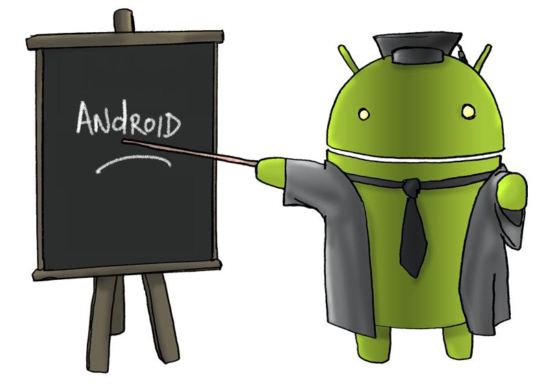 Androidul este cunoscut pentru faptul ca poate fi modificat usor de utilizator