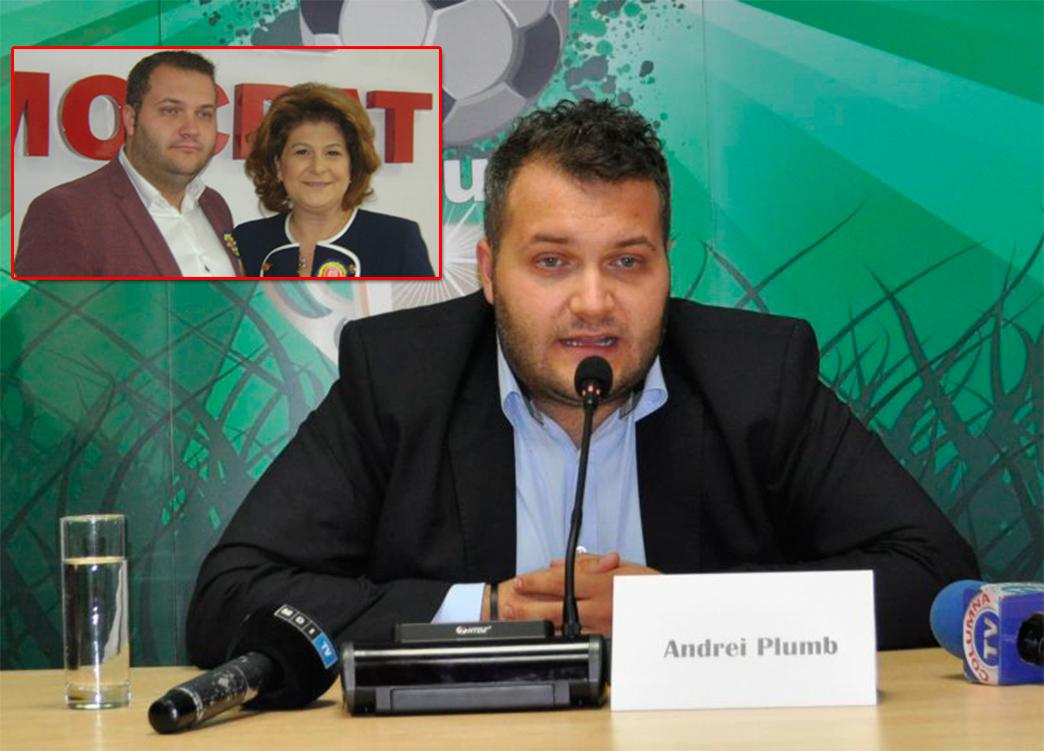 Andrei este fiul cel maire al Rovanei Plumb