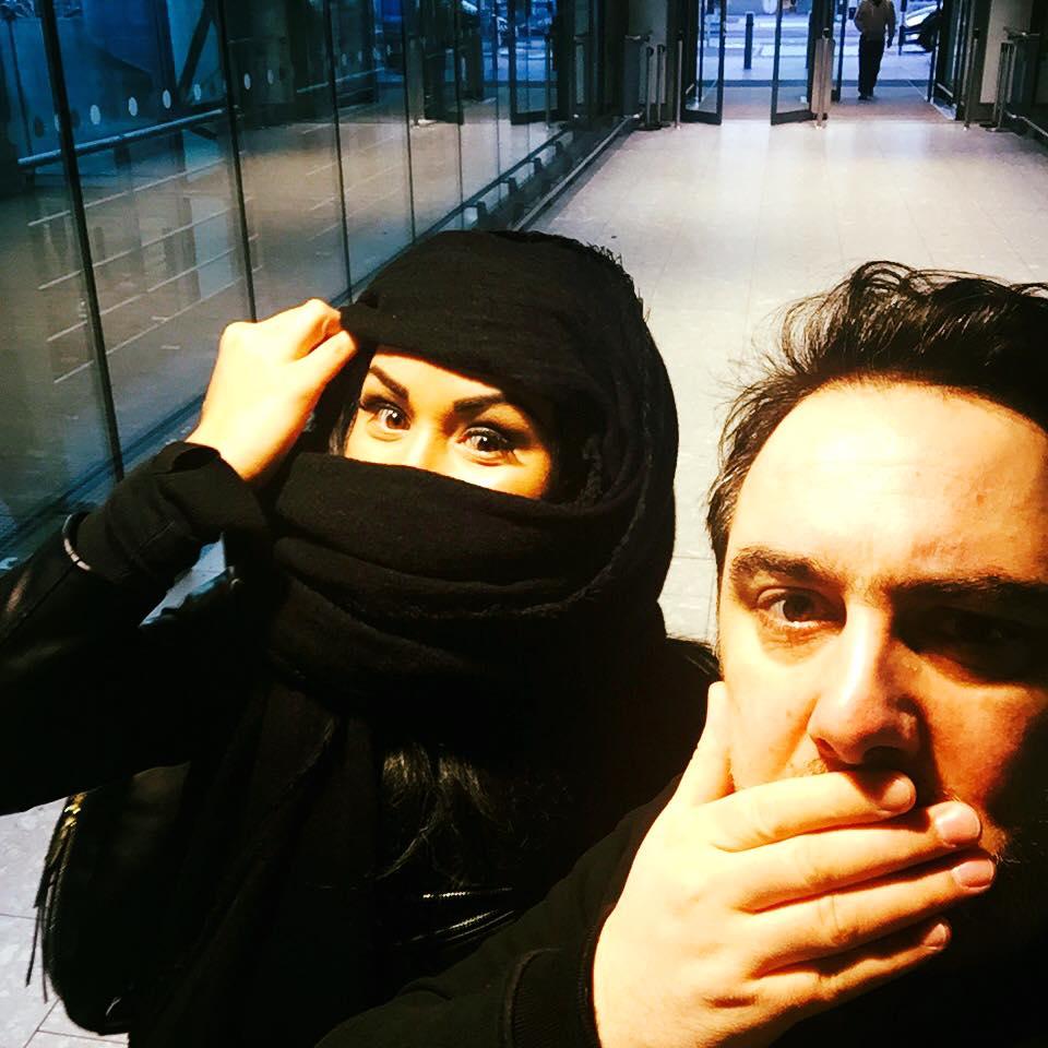 Sceneta musulmana cu