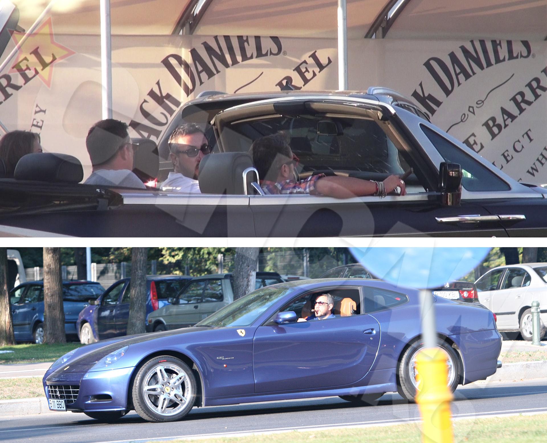 Joshua se respecta si in materie de masini, detinand, de-a lungul timpului, un Rolls-Royce sau un Ferrari