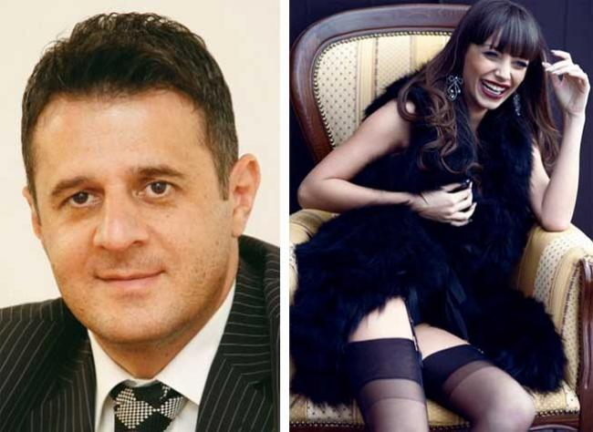 Oana Marica l-a parasit pe Radu Frincu (fostul sef al companiei de asigurari a statului - CARE) dupa ce