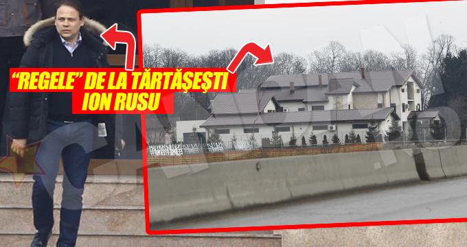 """Ion Rusu e """"rege"""" peste comuna aflata la doar 5 minute de mers pana la Bucuresti"""
