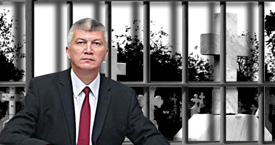 Directorul general al ANP, Catalin Claudiu Bejan, incearca sa se spele pe maini in cazul mortii lui Demeter