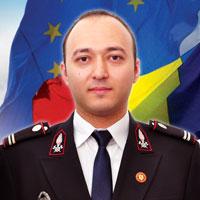 Daniel Vasile, purtătorul de cuvânt al ISU Bucureşti