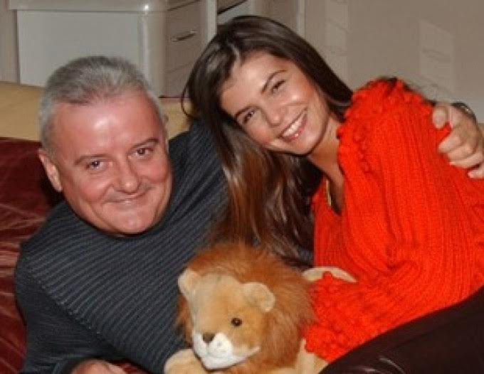 Monica Gabor a fost căsătorită cu Irinel Columbeanu, iar cei doi au o fetiţă care locuieşte cu milionarul la Izvorani
