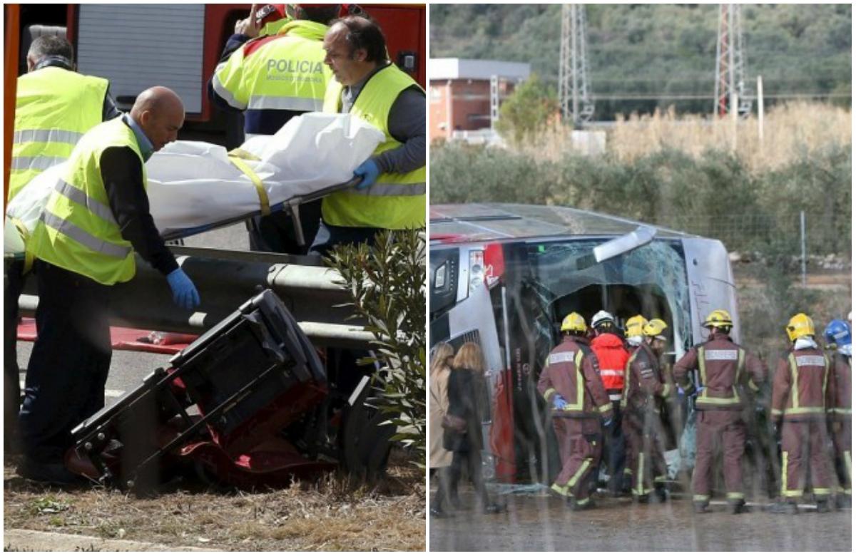 Studenta din Iaşi a murit în terbilul accident rutier care s-a petrecut în Spania
