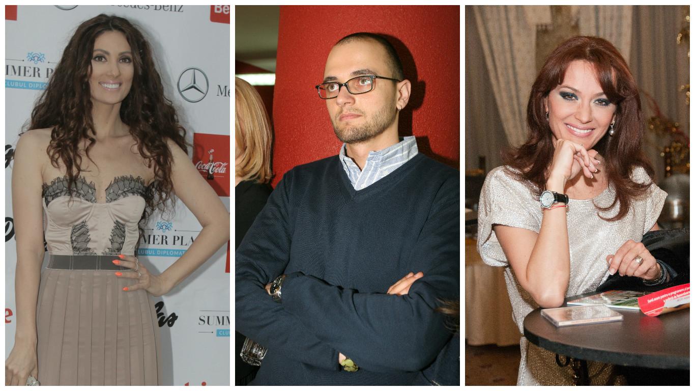 Claudia Pavel, Oreste, dar şi Anca Ţurcaşiu sunt vegetarieni.