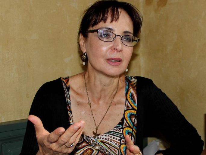 Anamaria Beligan este primul copil al marelui actor, rezultat din cea de-a doua căsătorie, cu Dana Crivăţ
