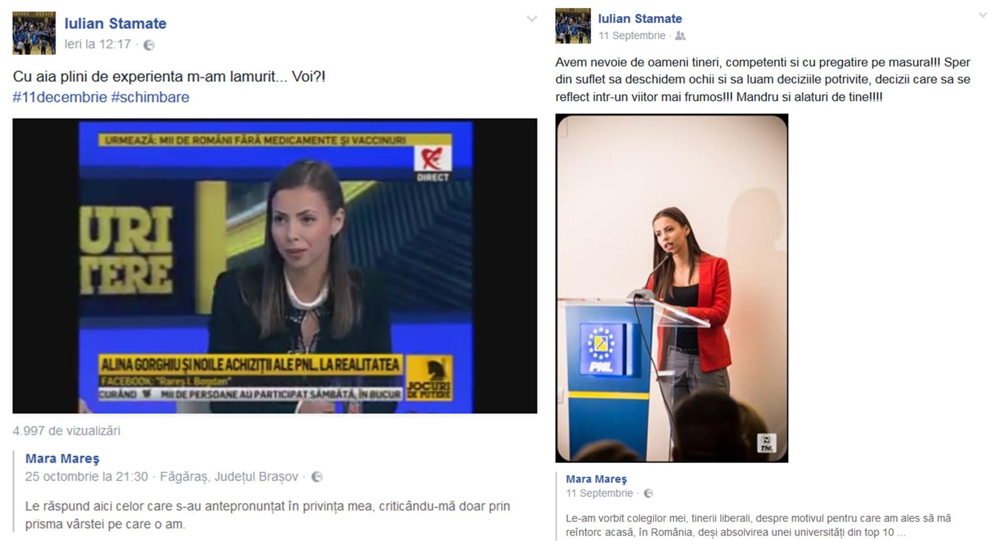 """Pagina de Facebook a handbalistului e o """"tribună"""" la care sexy-PNL-ista îşi promovează mesajele electorale"""