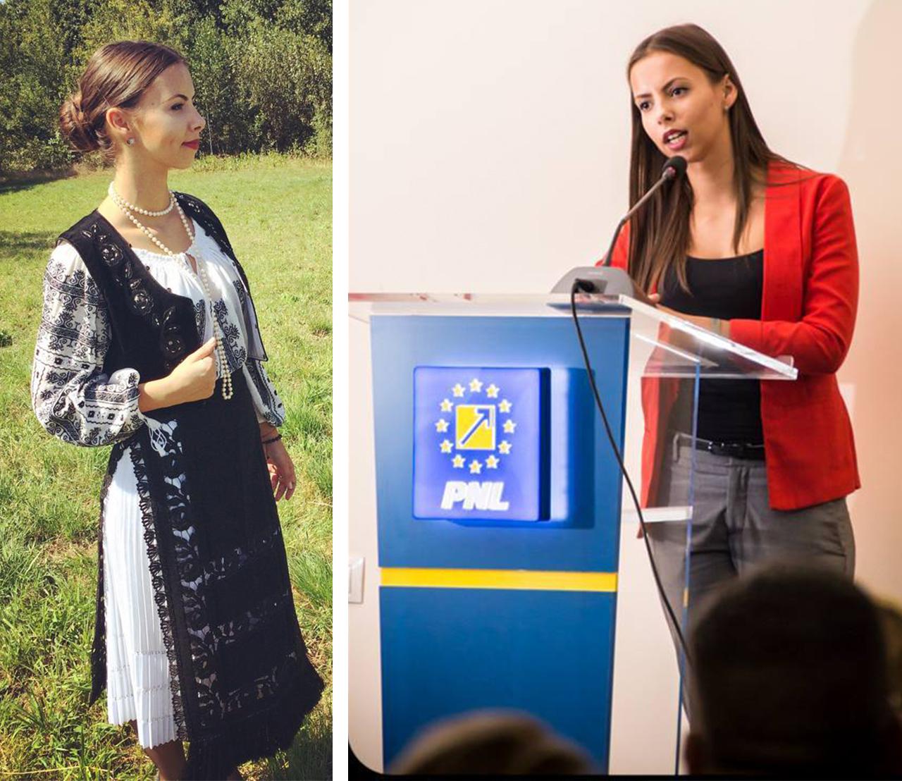 Mara Mareş încearcă să-şi convingă electoratul că poate face politică pe... propriile picioare!