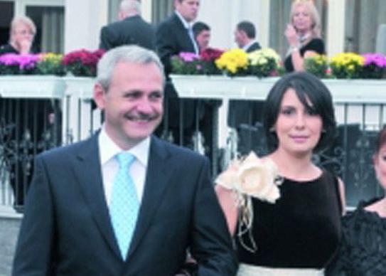 Liderul social-democrat a divorţat cu discreţie de fosta soţie, Bombonica