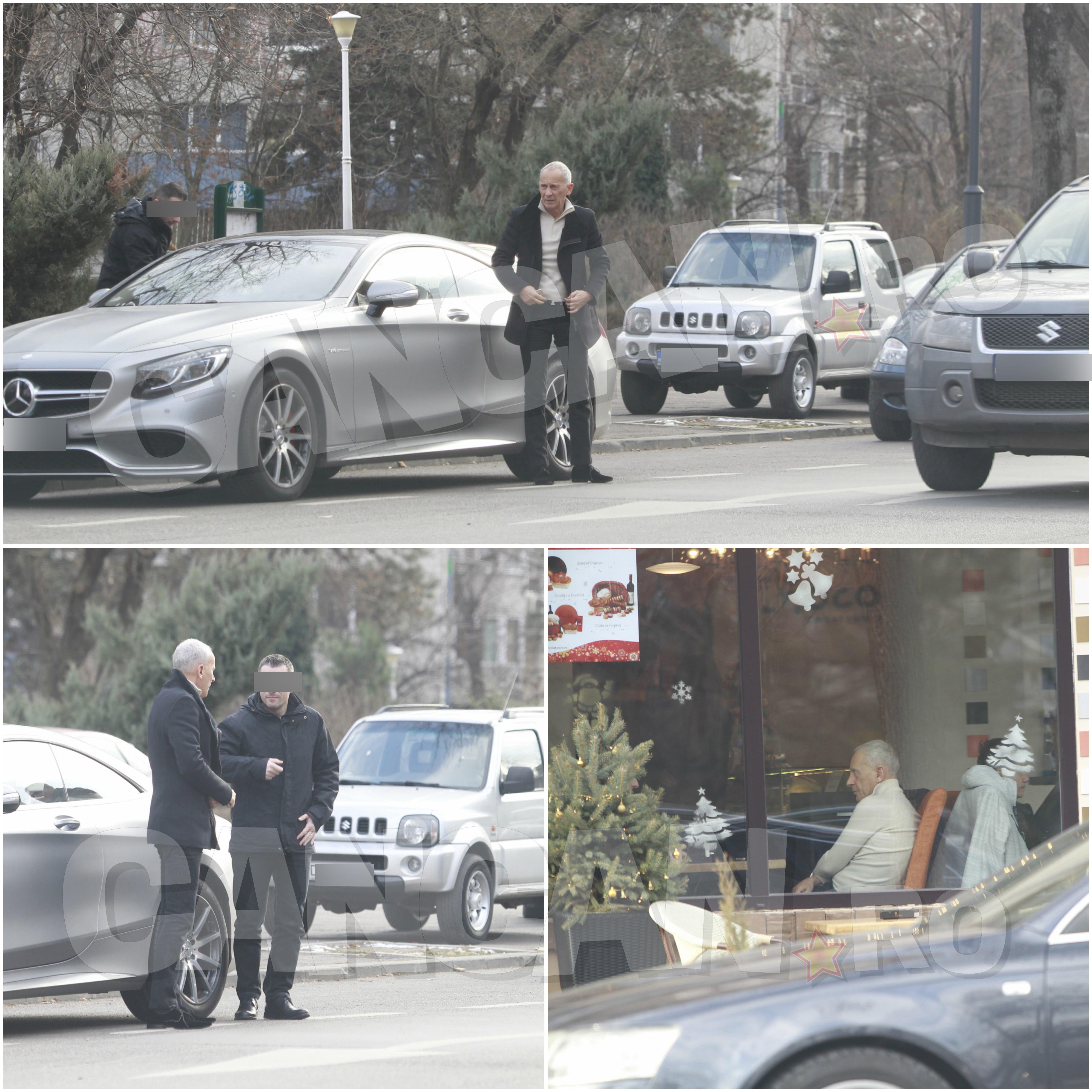 În doar şase luni de zile, milionarul a strâns trei automobile a căror valoare cumulată este de un milion de euro, iar acum se făleşte în oraş cu cea mai nouă achiziţie, un Mercedes de lux! Însă, aşa cum îi este obiceiul, Bela s-a afişat ca un adevărat burlac, fiind însoţit doar de un prieten, nu de vreo domnişoară care să îl însoţească în oraş, pe Dorobanţi.
