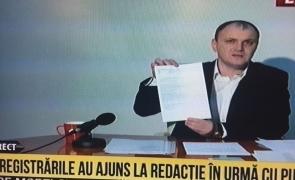 Sebastian Ghiţă a prezentat noi documente cu care îşi susţine dezvăluirile