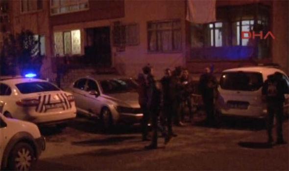 Cel puţin cinci răniţi într-un atac cu armă de foc care a vizat o cafenea din Istanbul. Sursă foto: mediafax.ro