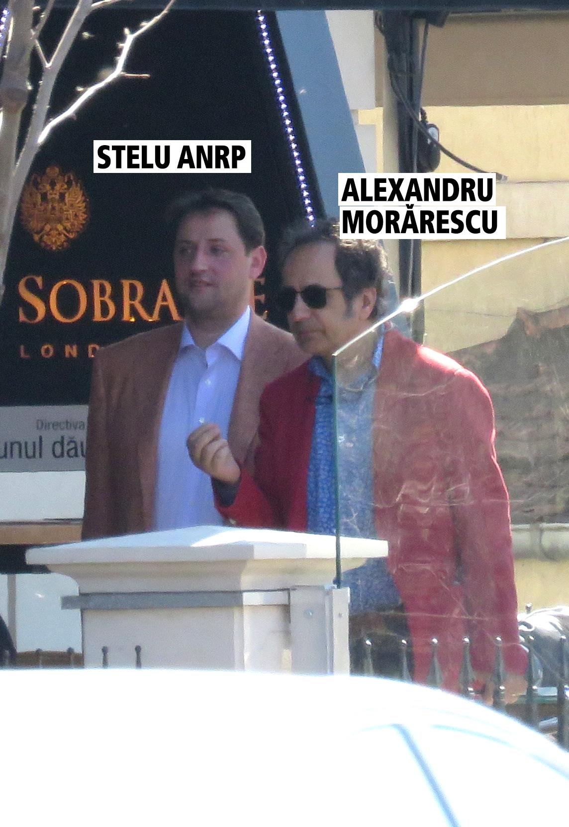 """Stelu şi l-a """"apropiat"""" pe unul dintre cei mai buni avocaţi români, Alexandru Morărescu"""