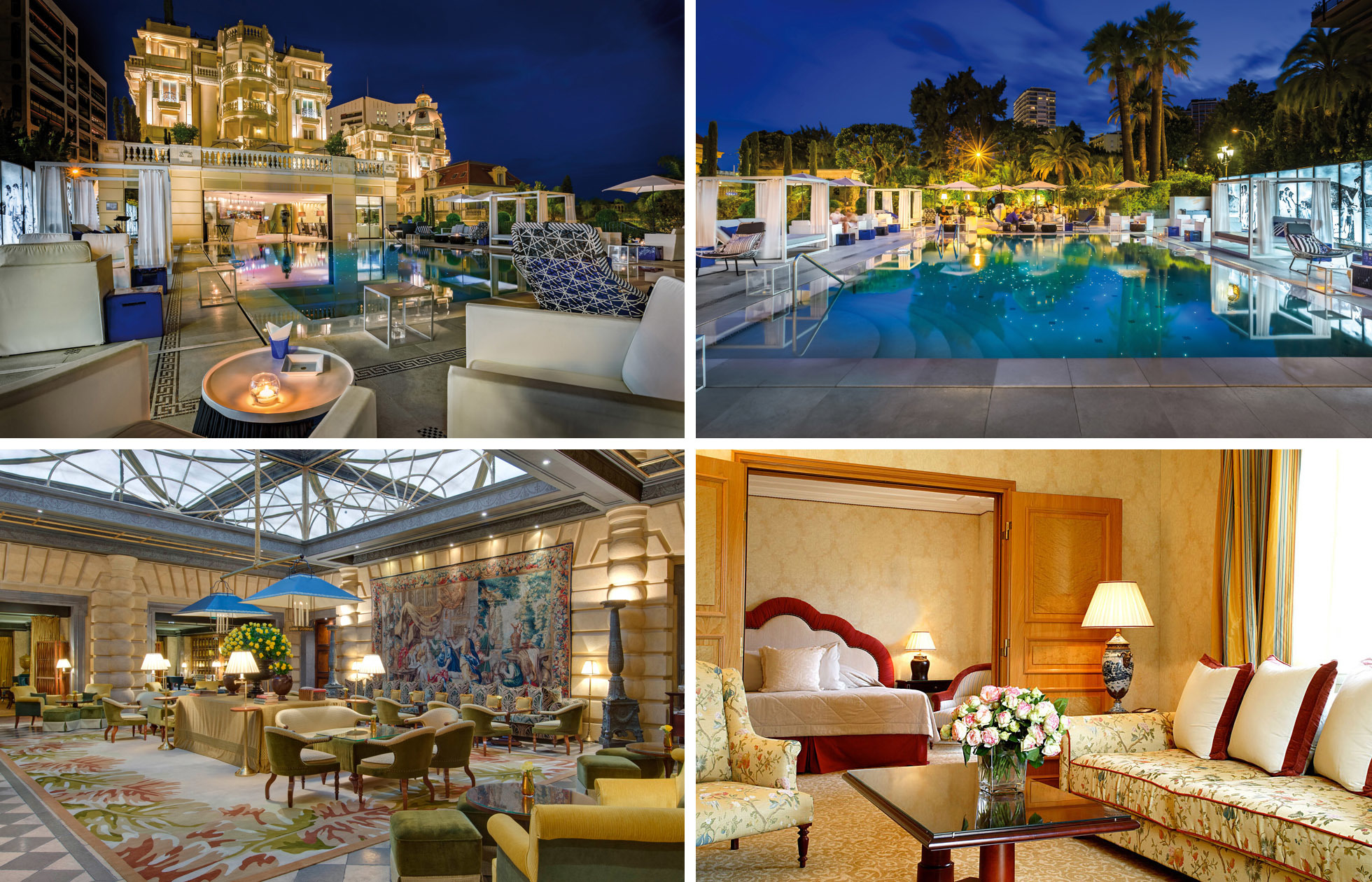 Familia Geoană se caza, de fiecare dată, la Monaco în luxosul hotel Metropole