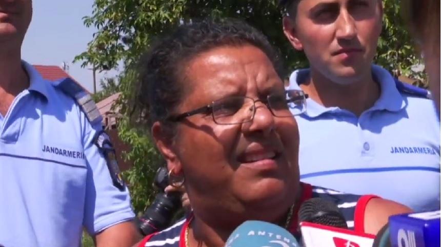 Florica Nedelcu, soţia fratelui Alexandrei, nu crede că tânăra s-a sinucis