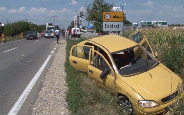 Accidentul a avut loc cel mai probabil din cauza neacordării de prioritate