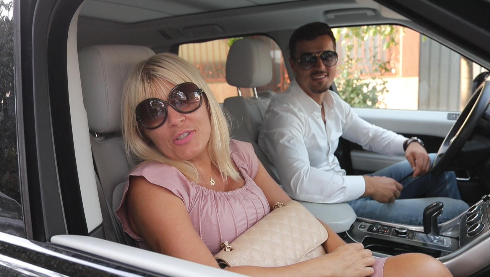 Elena Udrea şi Adrian Alexandrov se pregătesc de furtună