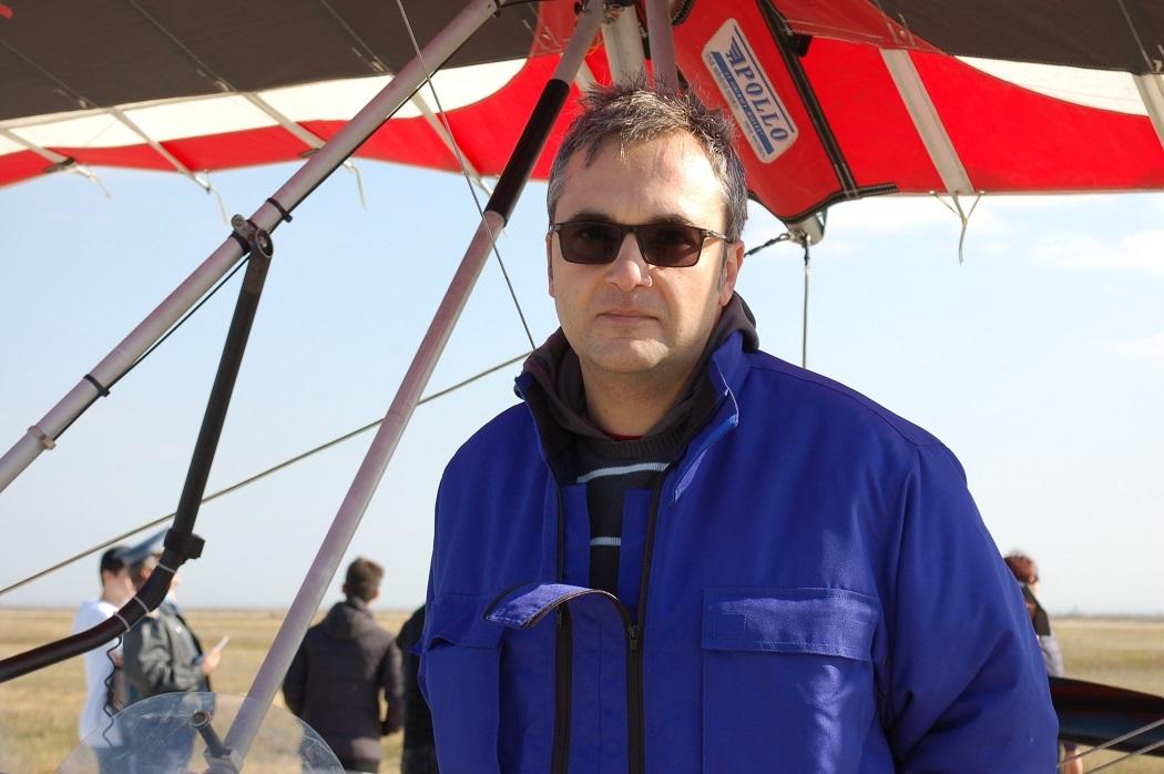 Ciprian Furtună, un IT-ist pasionat de zbor