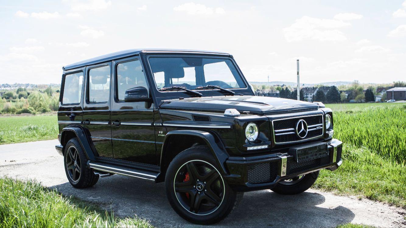 Masina lui Marius Mihăiţă, Mercedes G Class, zero kilometri, cumpărată cu 121.000 de euro