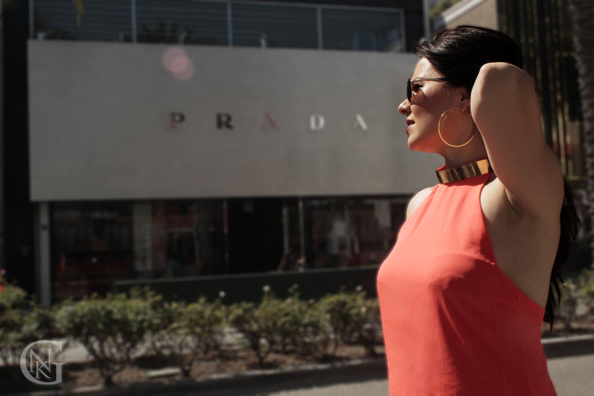 Mariana Preda, în Beverly Hills