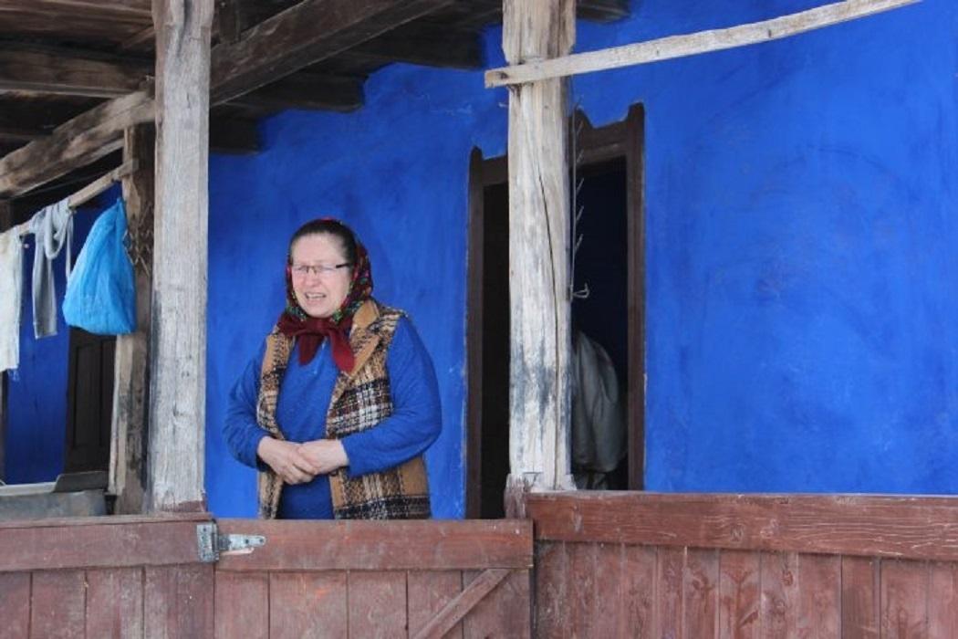 Cecilia Mihoc, singura care ştie povestea morii de 100 de ani