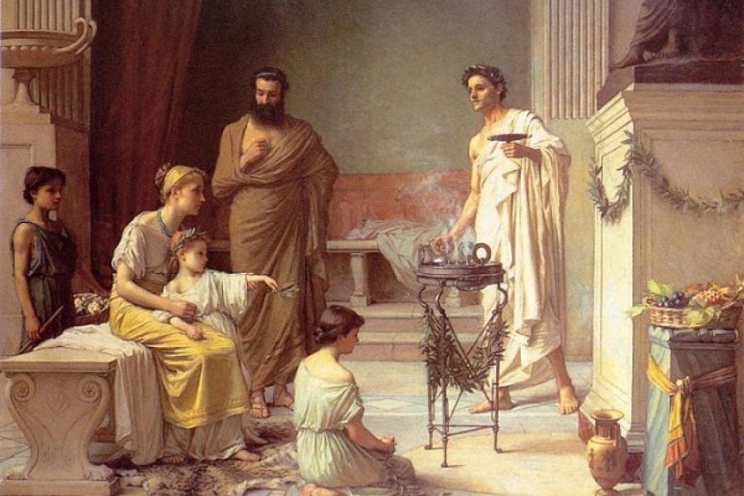 Aşa arătau doctorii în Roma antică