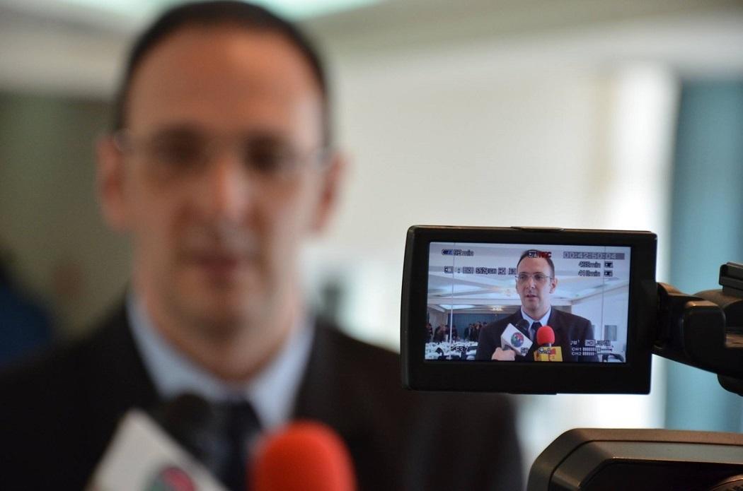 Florin Lăzău, într-unul din interviurile acordate televiziunilor