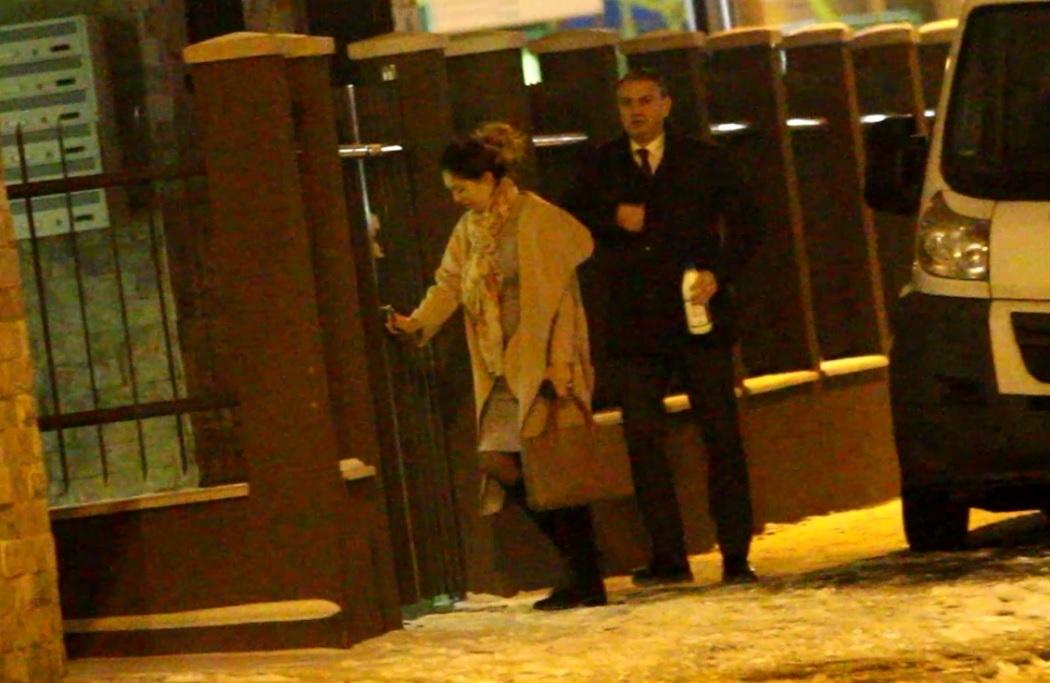 Ioana intră prima pe poartă