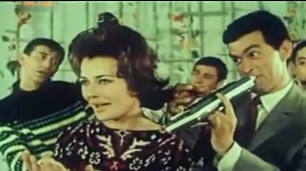 Imagini de colecţie! Basarabeanul Iura, unul dintre cei mai frumoşi actori ai cinematografiei române!
