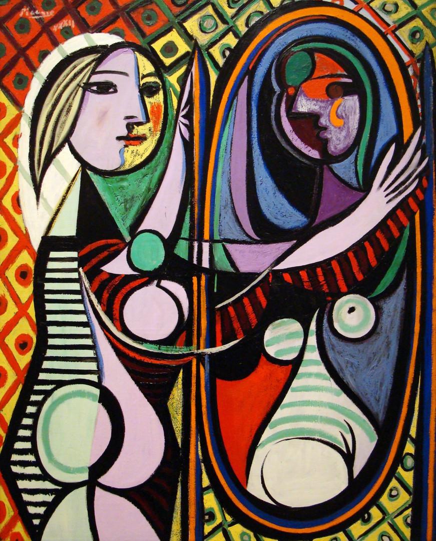 Actorul rus s-a inspirat din pictura lui Picasso,