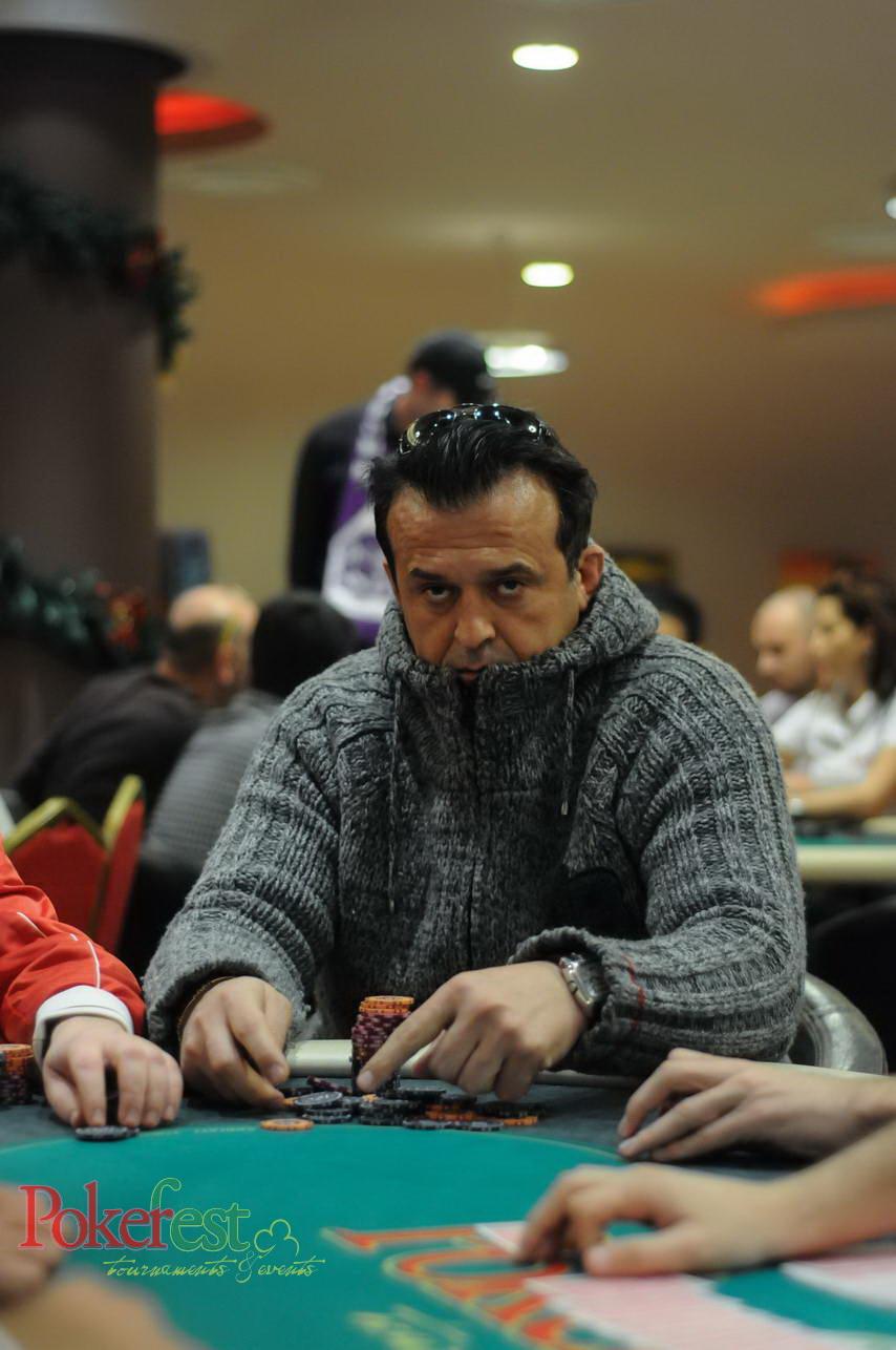 La cateva zile de la separarea de sotia sa, Constantin Iosef a participat la un campionat de poker
