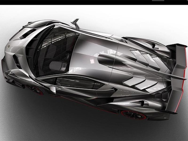 Masina pentru care ţi-ai vinde sufletul...de două ori! Lamborghini a monstrul de 700 de cai care costa 4,5 milioane de dolari!