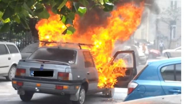 Dacia s-a facut scrum in doar cinci minute