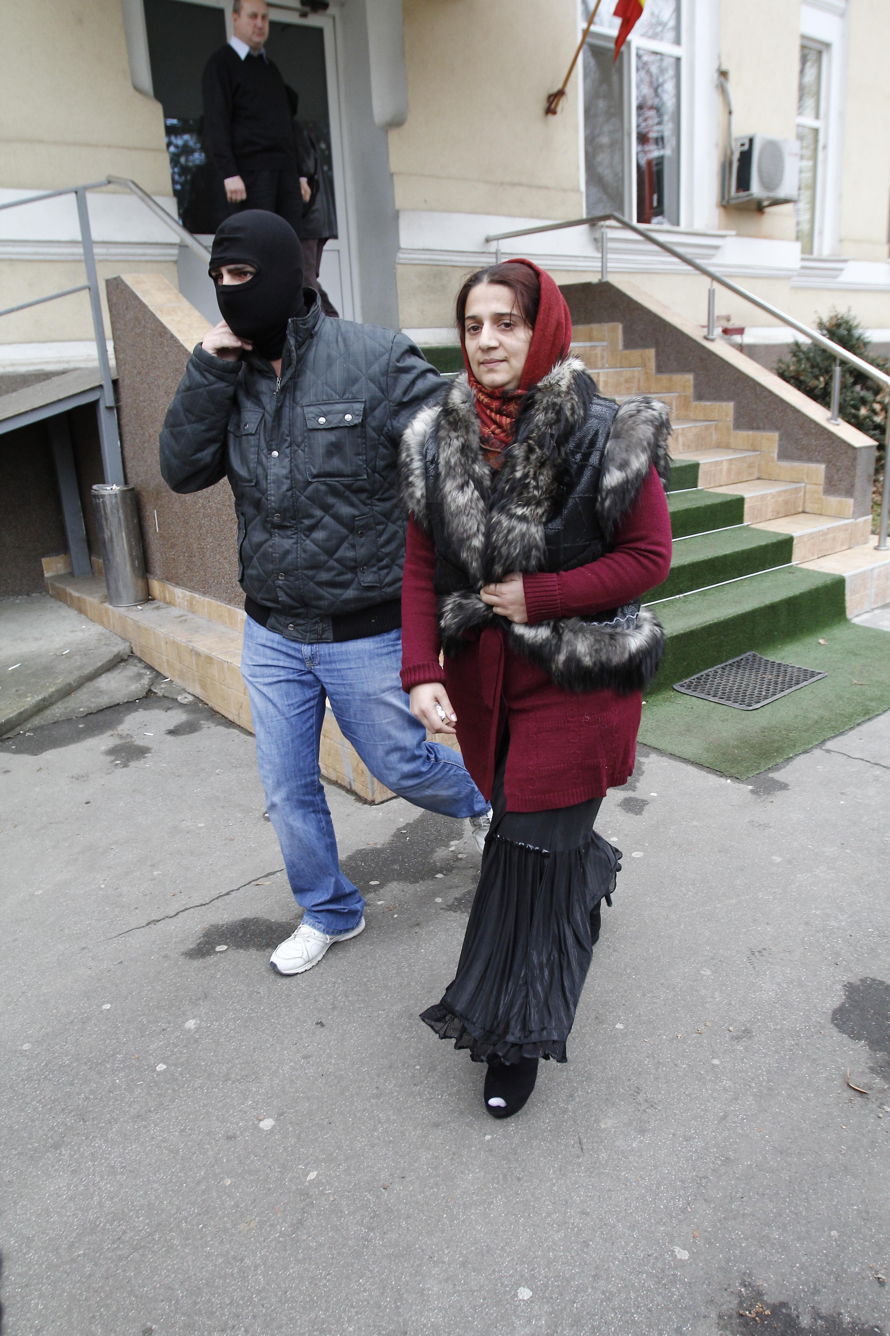 Vrajitoarea Vanessa a fost condamnata la sapte ani de inchisoare in acelasi dosar cu Minca Cupar