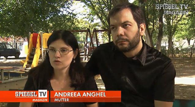 Valentin si Andreea Anghel