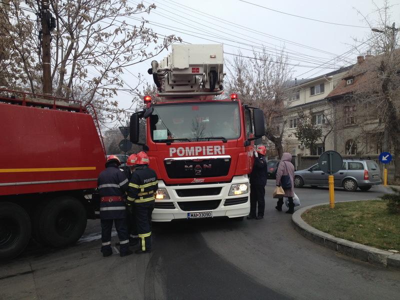 Incendiu - 1