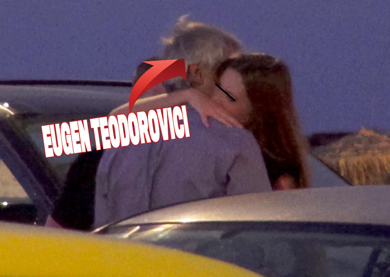 Intr-un weekend din vara trecuta, Teodorovici a fost surprins in zori impreuna cu o bruneta in parcarea unui club de la malul marii
