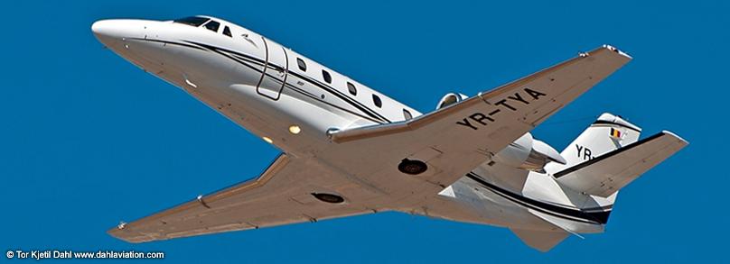 Firma detinuta de egiptean mai are in portofoliu si un Cessna XLS+