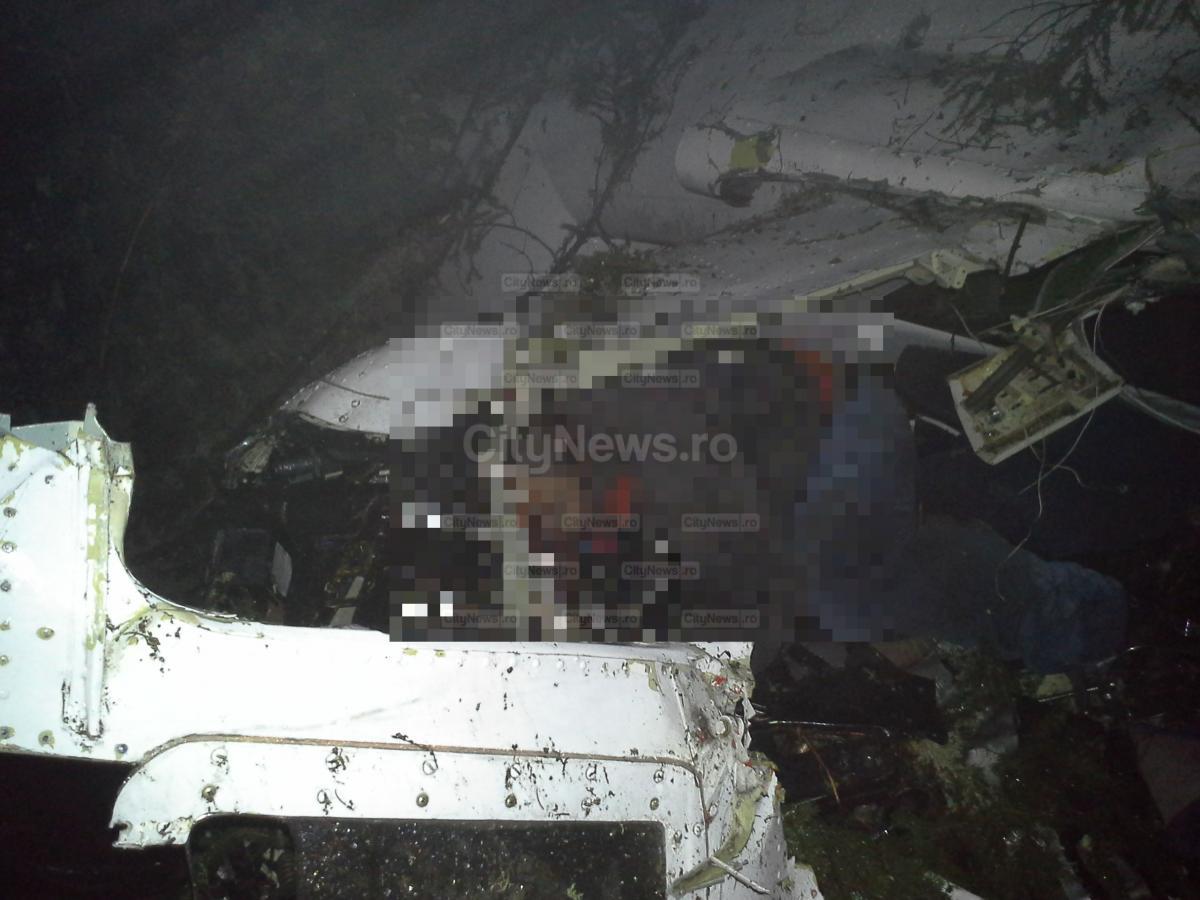 Trupul neinsufletit al lui Adrian Iovan a fost gasit in avion