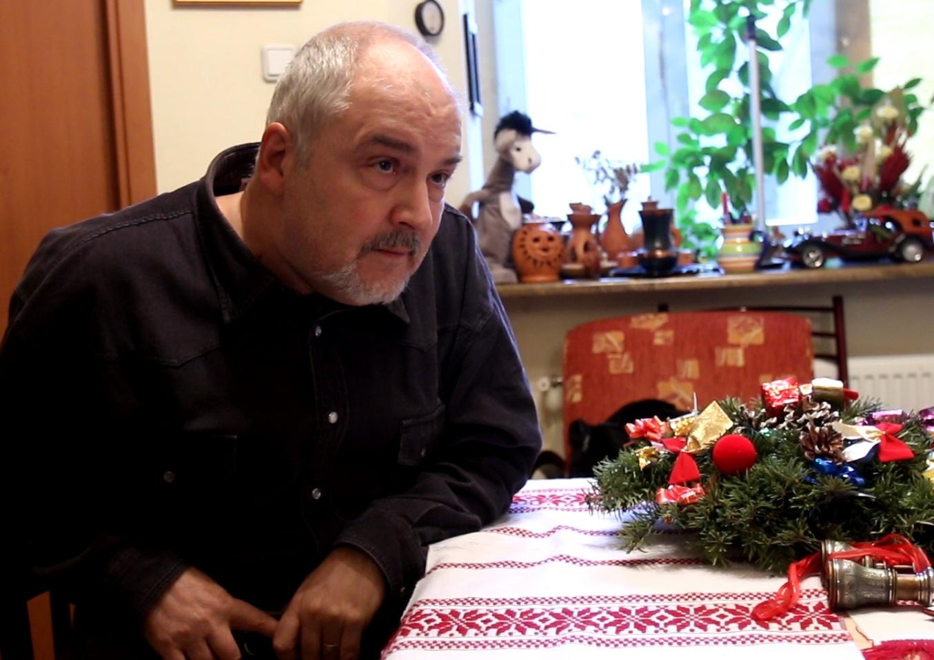 Eugen Cristea lucreaza in prezent la proiecte de teatru independente