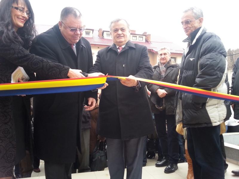 Edilul sectorului 2 a inaugurat cea mai nou sala de sport din Bucuresti