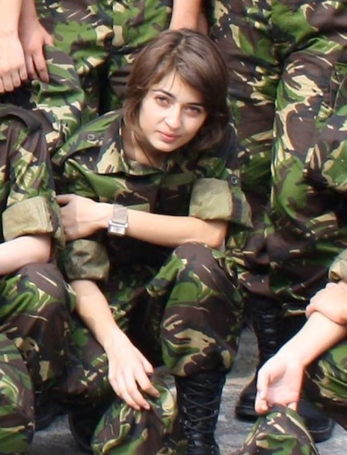 Aurelia Ion a fost avansata post-mortem la gradul de locotenent