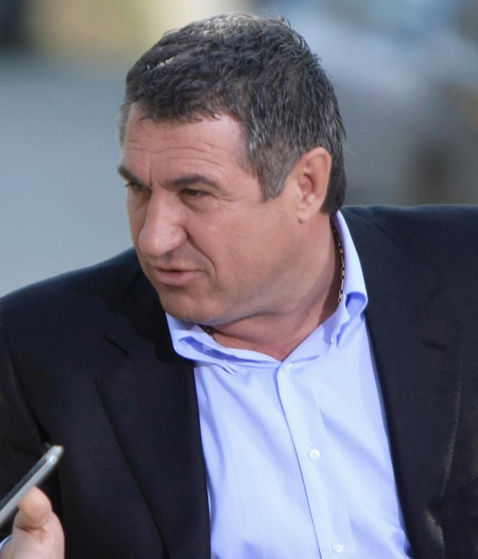 Victor Becali este inchis la Penitenciarul Poarta Alba