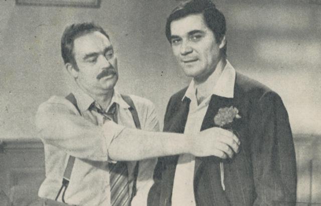 Ion Besoiu si Mircea Albulescu