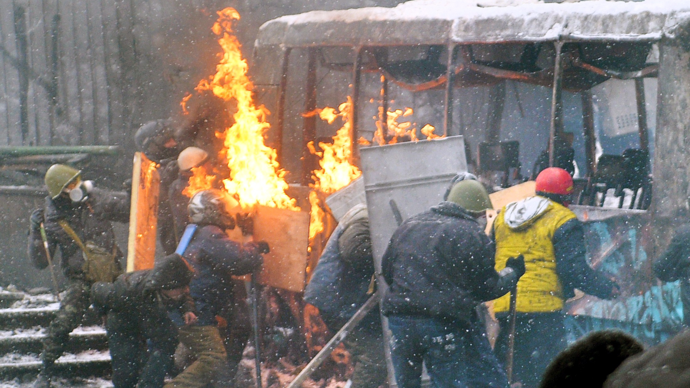 Vandalizare Kiev